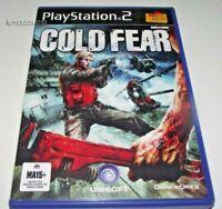 Cold Fear PS2 PAL *No Manual*