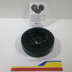 Pioneer Products 872057 Harmonic Balancer Ford FE 352-428 Race Int Bal (Note)