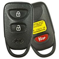 Oem Factory Genuine Remote Key Keyless Fob Car Transmitter Fcc TQ8RKE-3F01
