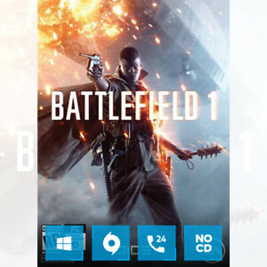 Battlefield 1 for PC Game Origin Key Region Free