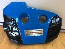 Genuine Ford Focus RS MK3 (2016>) Painted Engine Cover - Nitrous Blue