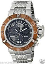 Invicta Men's 17618 Subaqua Analog Display Swiss Quartz Silver Watch