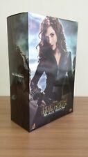 Hot Toys MMS 124 Iron Man 2 Black Widow Scarlett Johansson 12 inch Figure NEW