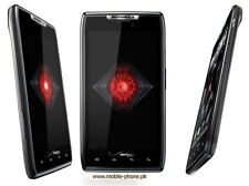 Motorola Droid RAZR XT912 16GB Black Verizon Prepaid Page Plus Straight Talk