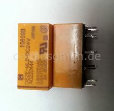 1 PC. relè ds2e-ml2-dc24v DPDT 24vdc NEW