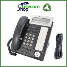 Panasonic KX-DT333 Teléfono Digital en Negro