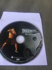 Insanity Max Recovery Disc Only Used Good Condition Free Shipping