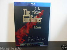 The Godfather Collection: The Coppola Restoration (Blu-ray) *BRAND NEW*