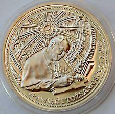Commemorative coin 2008, Pope John Paul II, Identity, Silver medal, COA