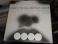 "Add N To (X) / Fridge – Demon Seed / Asthma 12"" Vinyl Record"
