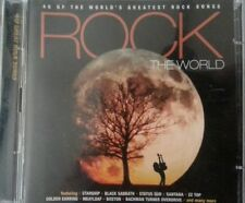 ROCK THE WORLD - 40 OF THE GREATEST ROCK SONGS - 5029243013825 - 2 CD ALBUM