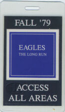 THE EAGLES 1979 Laminated Backstage Pass All Areas