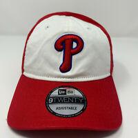 Philadelphia Phillies New Era 9Twenty Adjustable Strapback Hat Cap MLB