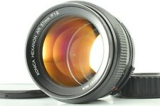 【Exc++++】 KONICA HEXANON AR 57mm f/1.2 Lens AE AR Mount from JAPAN #1682