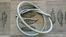 2 to Chose from Braided Stainless Paintball Remote Air Line Hose