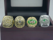 4 PCs 1966 1967 1996 2010 Green Bay Packers World Championship Ring //