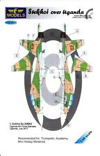 LF Models Decals 1/48 SUKHOI Su-30 Mk.2 OVER UGANDA