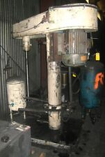 30 H.P. Hockmeyer Big H Disperser with stainless steel shaft and blade