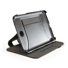 "Samsung Tab 3 7"" Snap View Folio Stand Case Cover - Black"