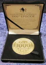 Good Mythical Morning 1000th Episode Commemorative Coin GMM New!