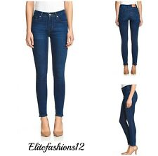 """Levi's Womens 721™ High Rise Skinny Size 24 x 32,"""" Run Off """" Style # 188820008"""
