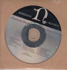 JONNY GREENWOOD Phantom Thread OST UK 18-trk promo CD SEALED Radiohead