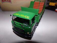 camion  miniature 1/43   IXO    unic mz  36  AIR LIQUIDE de collection