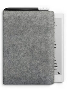 NEW Remarkable Tablet Folio Sleeve Light Grey Wool Felt-RM300 NEW