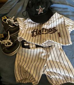 Build A Bear Workshop Houston Astros Clothing
