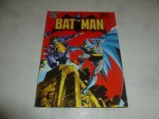 BATMAN UK Comic Annual - Year 1991 - UK Fleetway Annual
