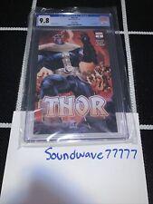 Thor 6 second Print! 9.8 CGC!