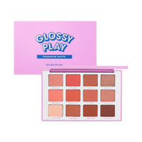 [Holika Holika] Piecematching Eye Shadow Palette - 12g #01 Mature Peach