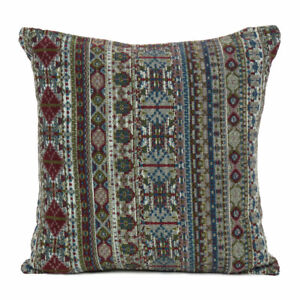 Gray Knitted Abstract Pillow Cover Decorative Pillowcases Throw Cushion Cover 18