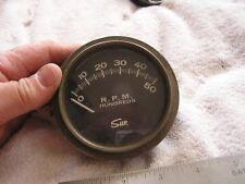 Vintage Sun 5K 5000 RPM Tachometer ST-505