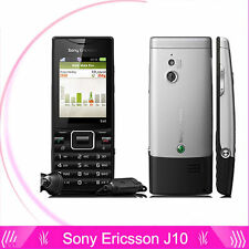 Sony Ericsson Elm J10i2(Imported)Bar Phone 5.0MP Bluetooth 3G WIFI