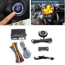12V Car One-Key Engine Start Stop Button Bluetooth Remote Control Smart System