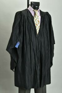 Clergyman's / Academic's House of Vanheems W/Weathered Gown w/ Shirt & Tie. ZBDY