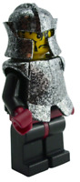 Lego Shadow Knight Ritter Knights Kingdom II cas271 Castle Minifigur Figur Neu