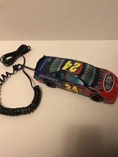 New listing 1991 NASCAR Jeff Gordon Dupont Landline Phone (WORKS!)