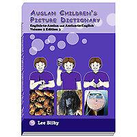 Auslan Children's Picture Dictionary. Volume 2 Photo Plus Sign Factory Second