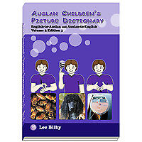 Auslan Children's Picture Dictionary. Volume 2 Factory Second Print quality