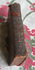 1751 Recueil de lettres choisies Mme de Sévigné à Mme de Grignan chez Rollin EO