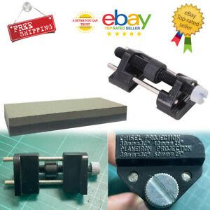 Honing Guide and Combination Sharpening Stone For Polishing Wood Chisels