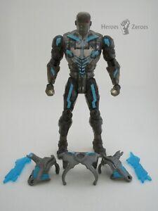 Mattel Justice League BATTLE ARMOR CYBORG Action Figure