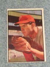 1953 Bowman Color Baseball #65 Robin Roberts VG Wrinkle