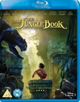 The Jungle Book (Live Acción) Blu-Ray Nuevo Blu-Ray (BUY0264301)