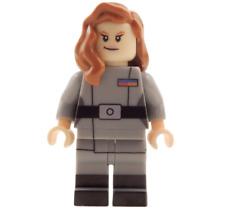 **NEW** Custom Printed - ADMIRAL NATASI DAALA - Star Wars Block Minifigure