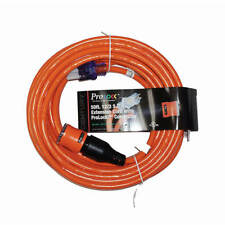 Century 50 ft. 12/3 SJTW Extension Cord with Locking System