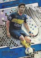2017 Panini Revolution Soccer - Astro Parallel - Boca Juniors - 165-169