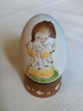 Anri 1978 Annual Egg, first in series by Ferrandiz, style 624372